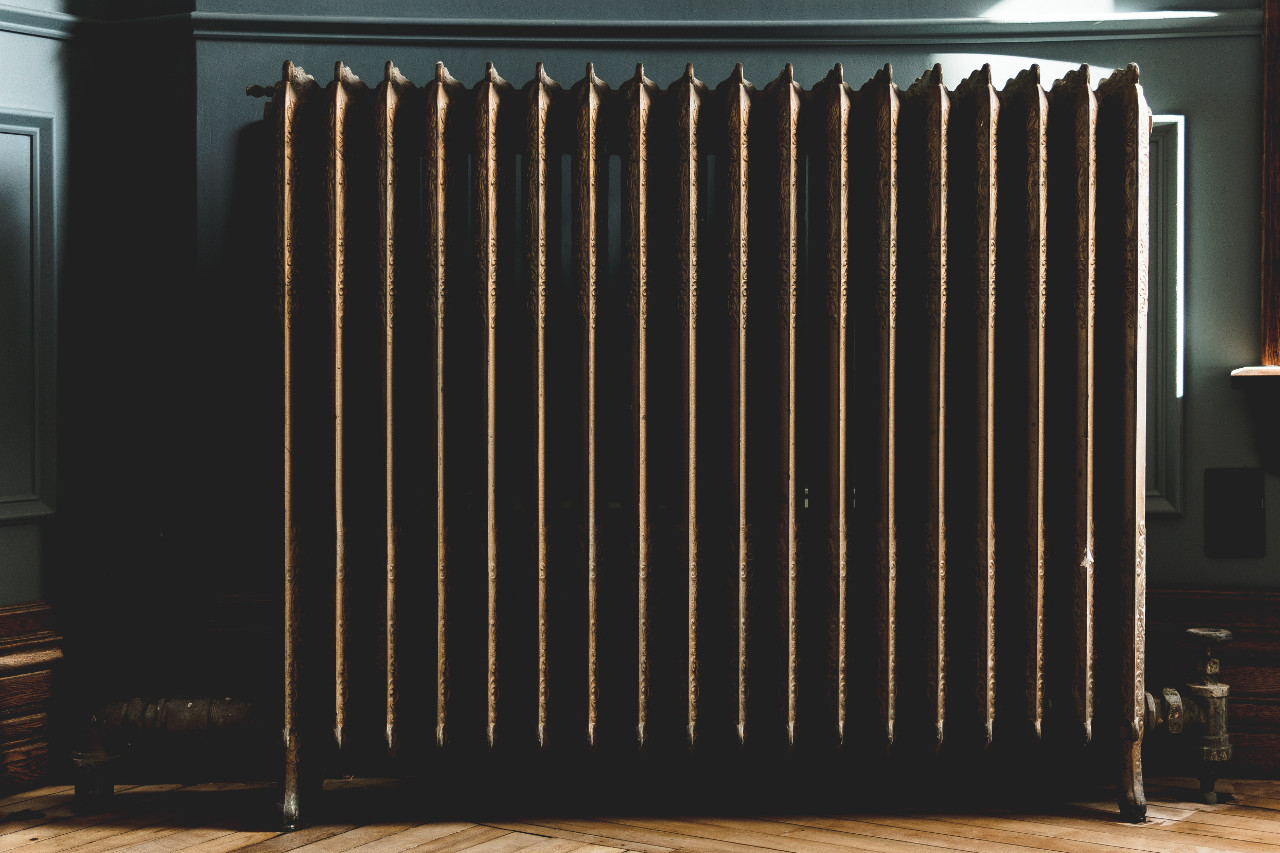 The Beauty of Vintage Cast Iron Radiators