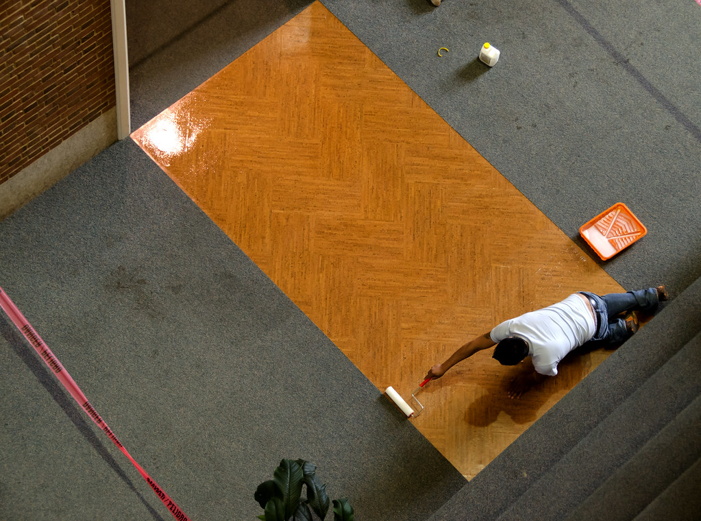 Cork Flooring For Your Office Or Home